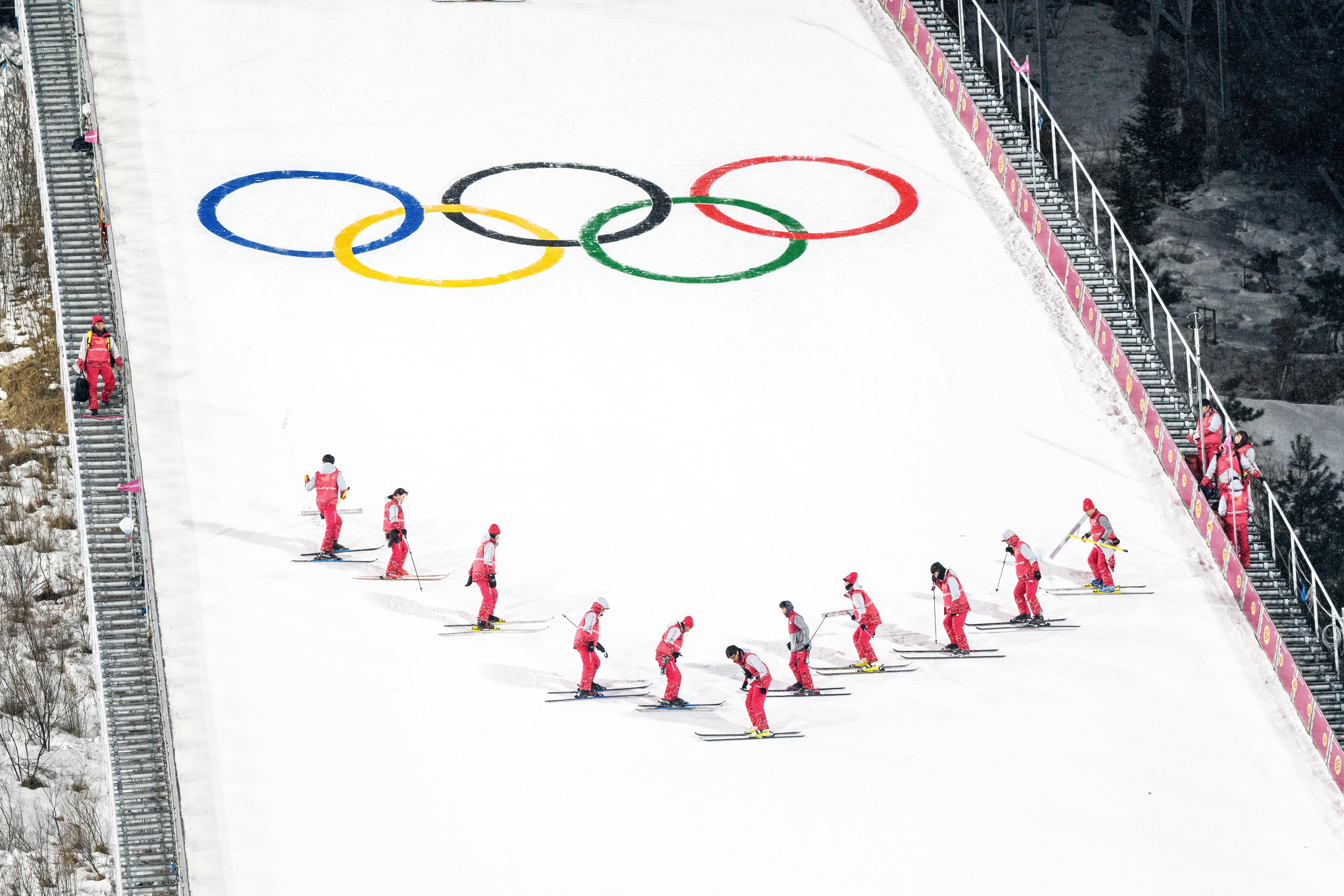 オリンピックが終わっちゃいました